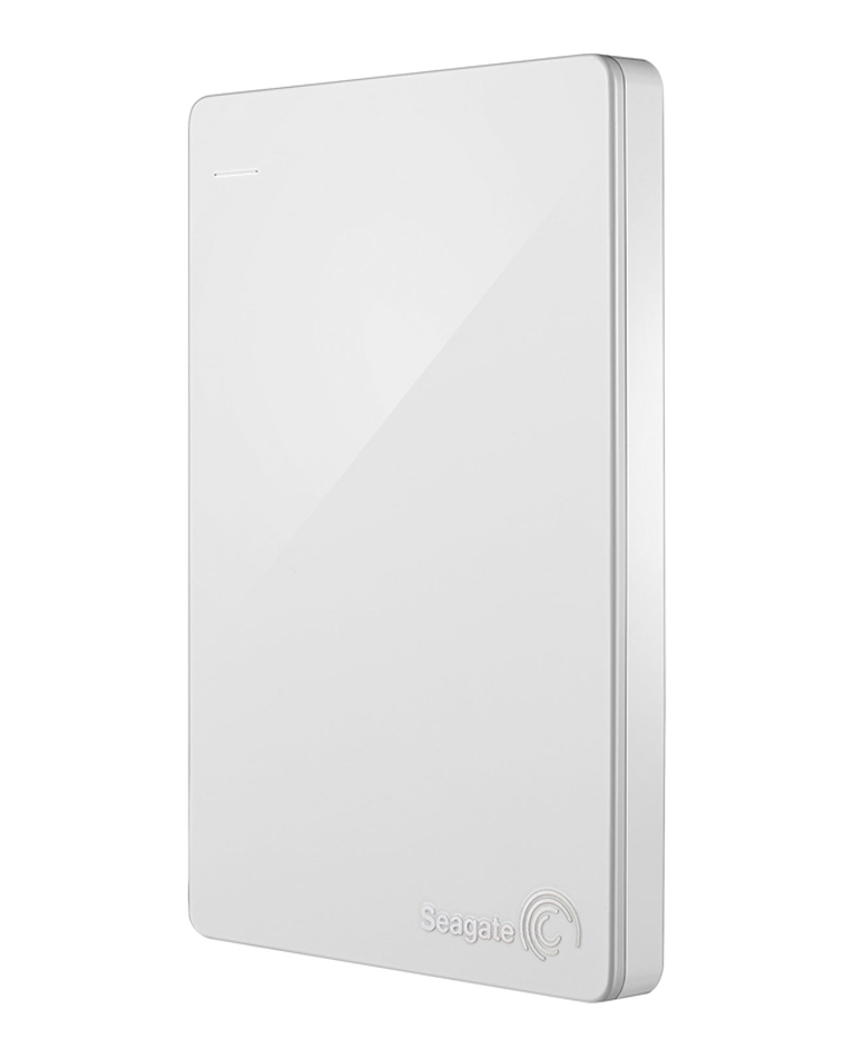Seagate® Backup Plus Slim - White