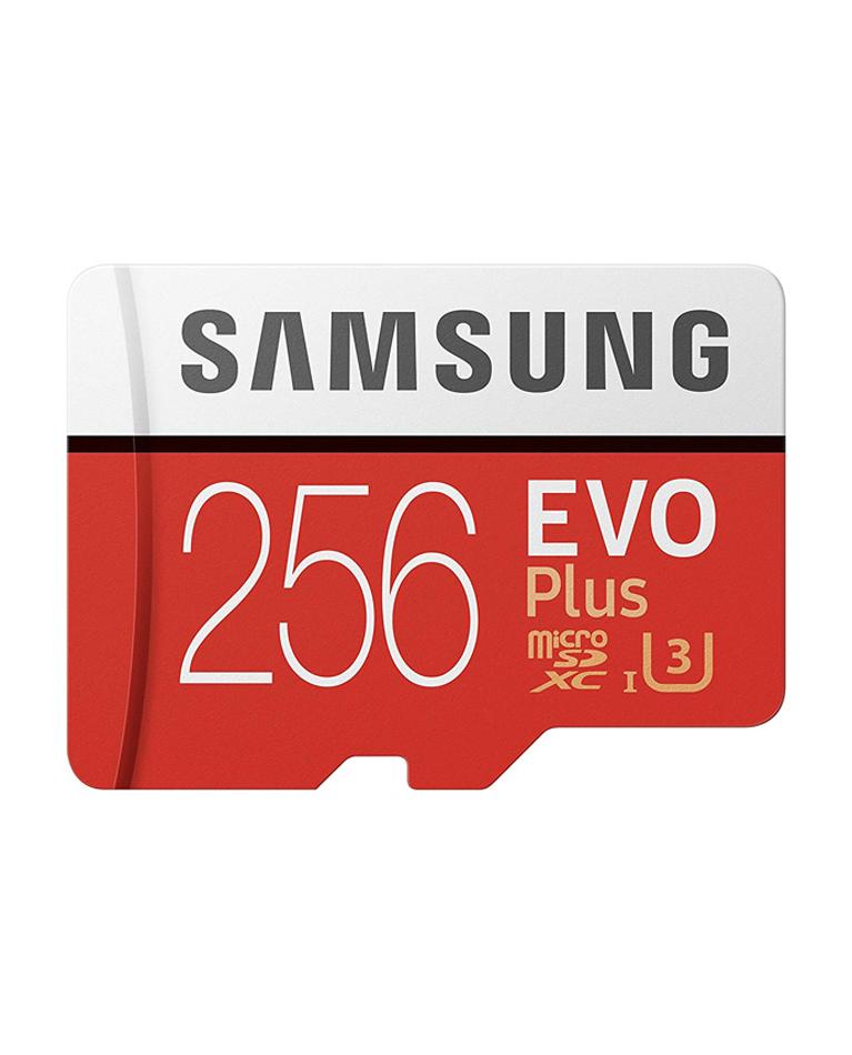 Samsung EVO Plus Class 10 256GB MicroSDHC