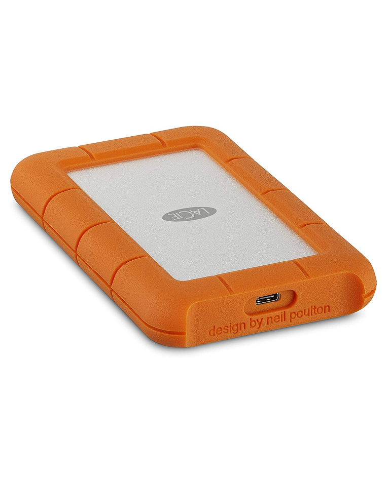 LaCie Rugged USB Type C