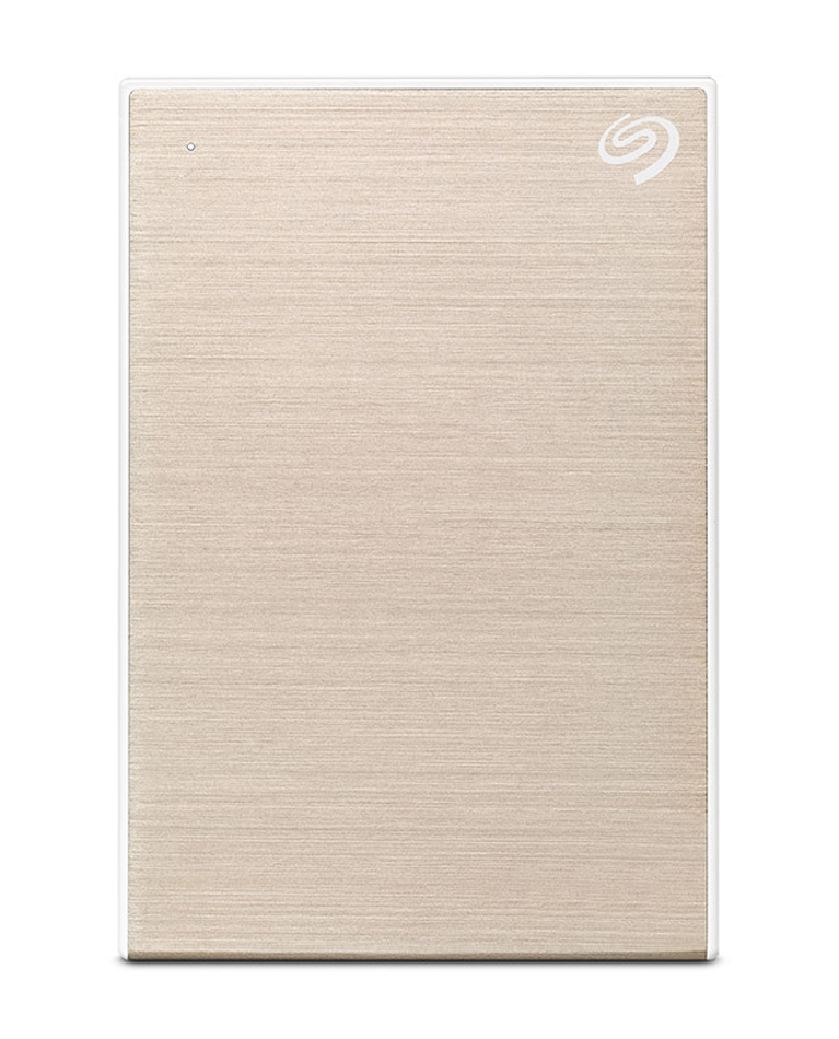 Seagate® Backup Plus Slim - Gold