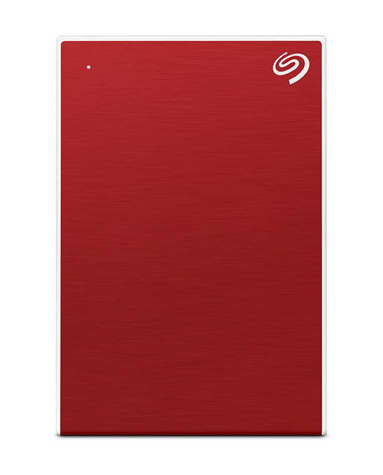 Seagate Drive Backup Plus Slim - Red