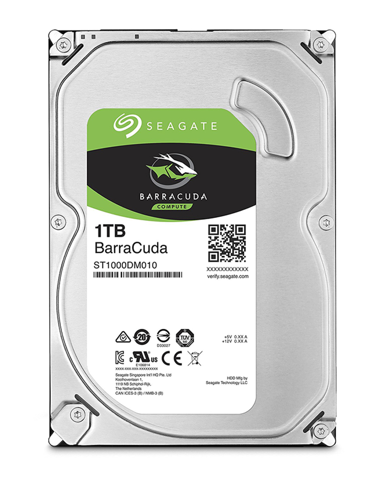 Seagate 1TB Barracuda 35 SATA HARD DRIVE 7200RPM 64MB