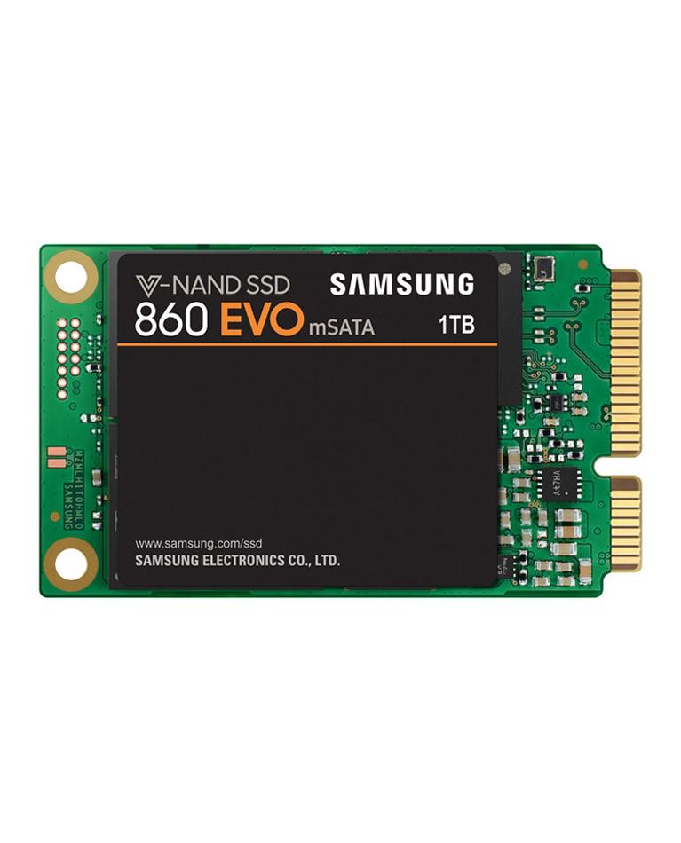 Samsung SSD 860 EVO mSATA