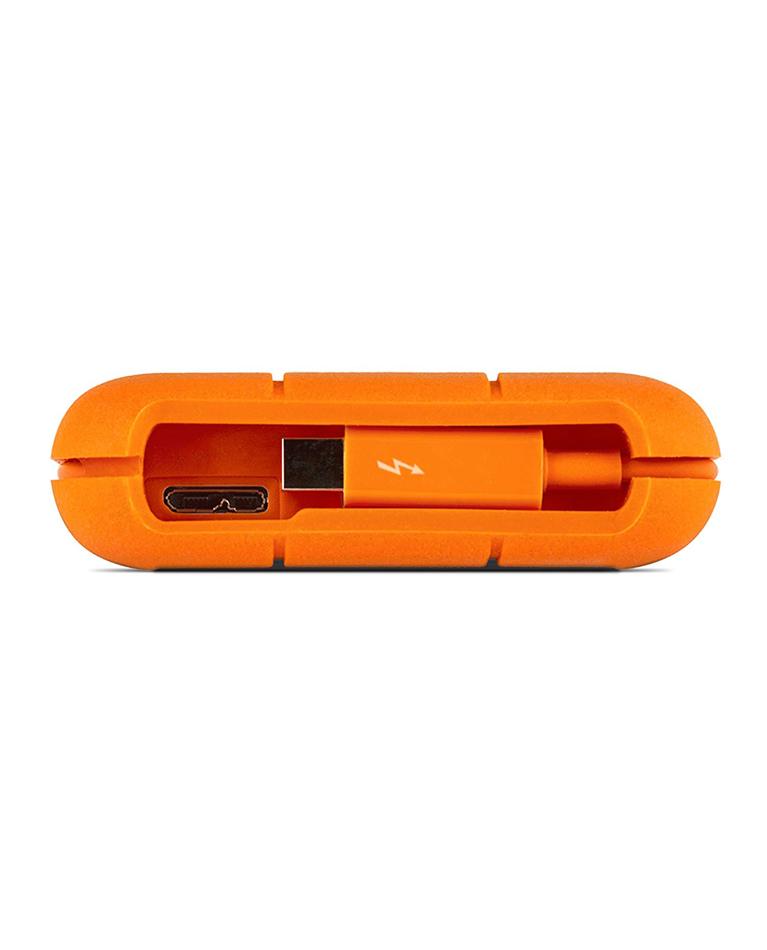 LaCie Rugged Thunderbolt and USB 3.0