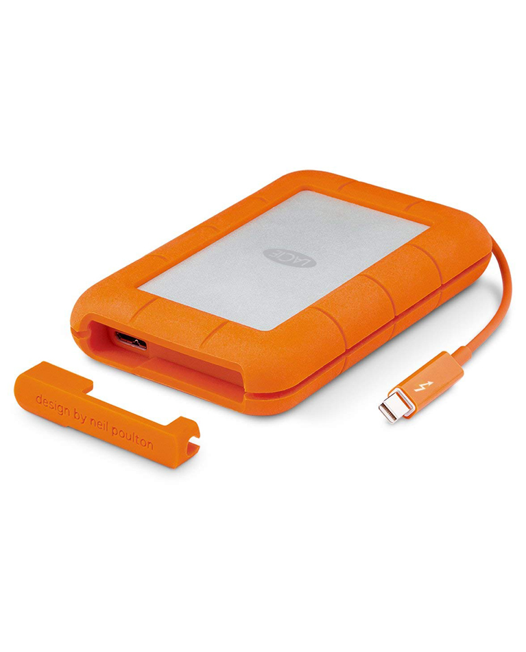 LaCie Rugged Thunderbolt and USB 3.0