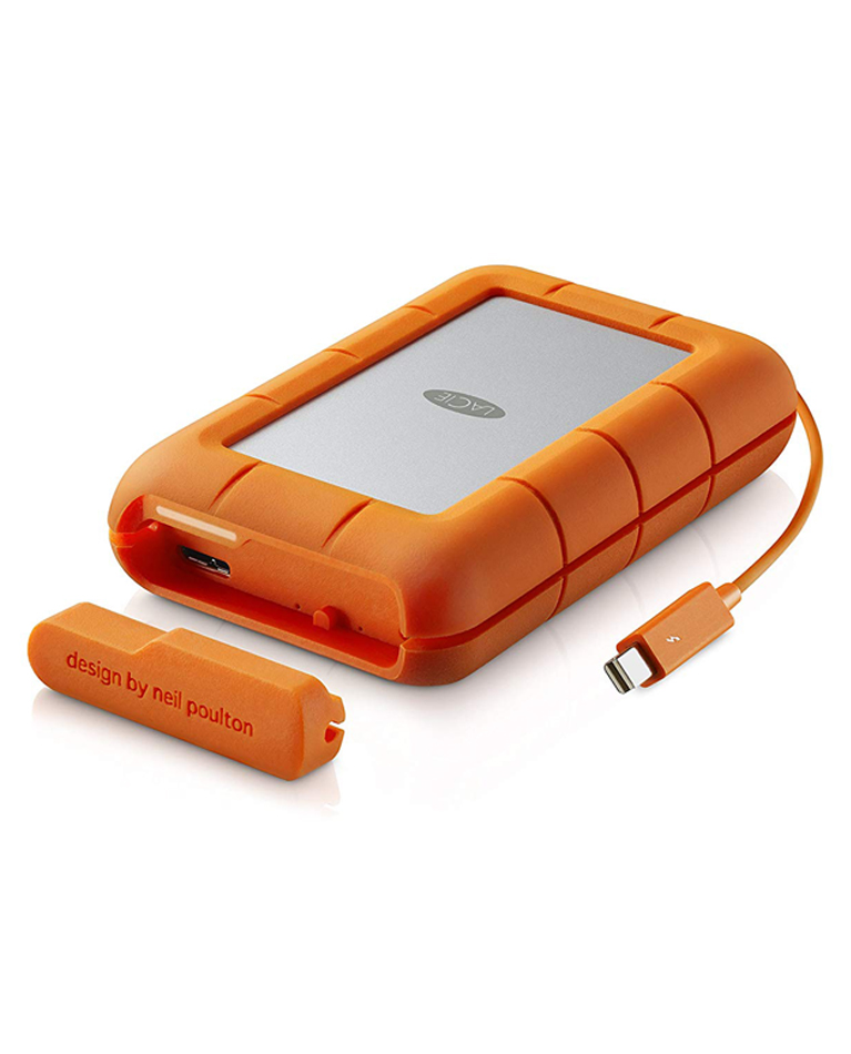 LaCie Rugged RAID Thunderbolt and USB 3.0