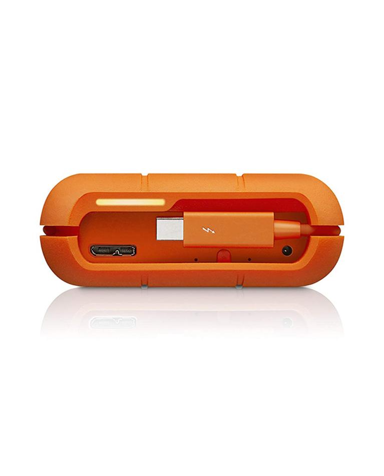 LaCie Rugged RAID Thunderbolt and USB 3.0