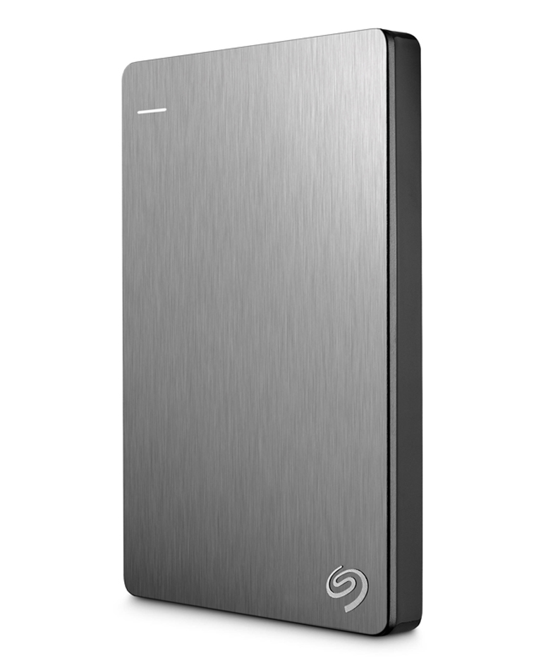 Seagate® Backup Plus Slim - Silver