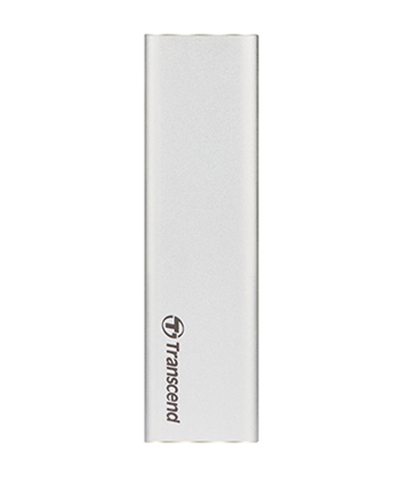 M.2 2280/2260, SSD Enclosure Kit, Silver