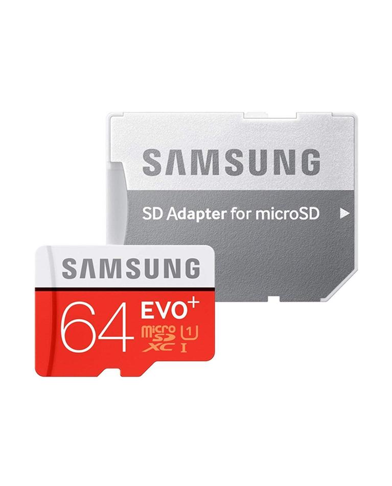 Samsung EVO Plus Class 10 64GB MicroSDHC