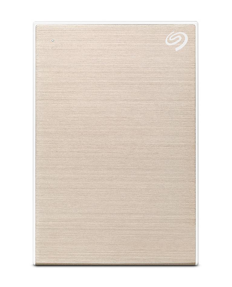 Seagate® Backup Plus Slim - Gold