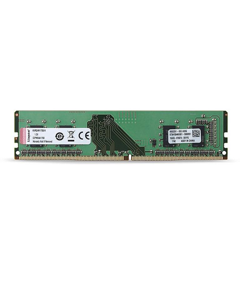 Kingston KVR24N17S6 DDR4 2400Mhz Non ECC